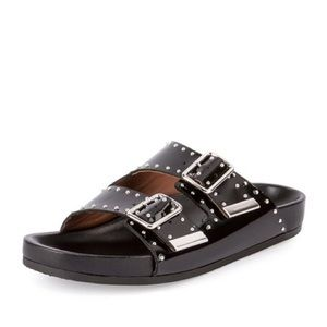 Givenchy Sandal Patent Leather Sz. 8